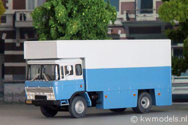 Verrassend DAF – Nederlands kermistransport in miniatuur OT-11