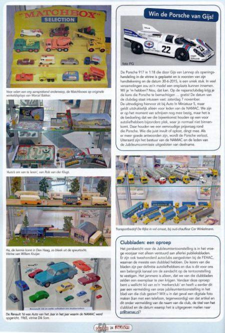 Auto in Miniatuur 04.2015