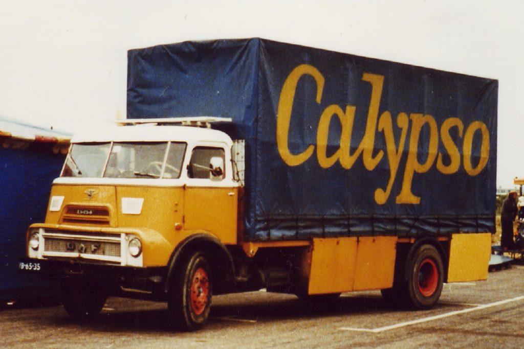 DAF A 2300 DO Sloots - Calypso