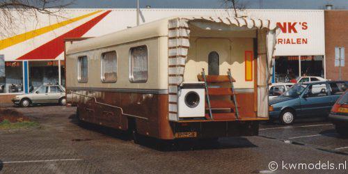 woonwagen Talens Hoogeveen 1994