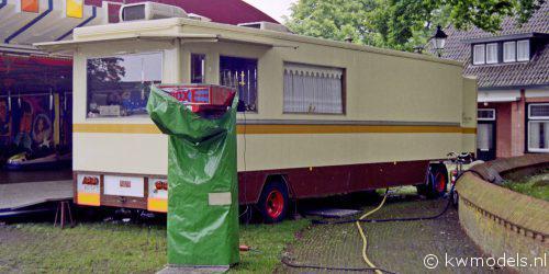 woonwagen Hinzen Roden juni 2000