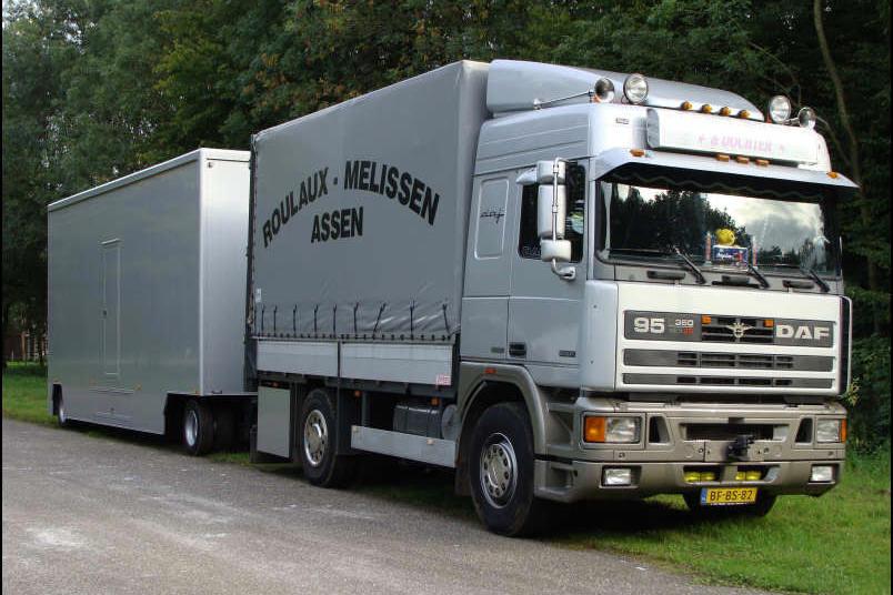 daf 95 j. roulaux, Wijchen sept 2010