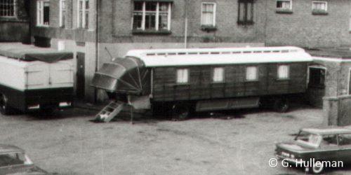 woonwagen Gigengack 1970