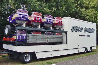 Pakwagen F. Vale Wijchen sept 2009